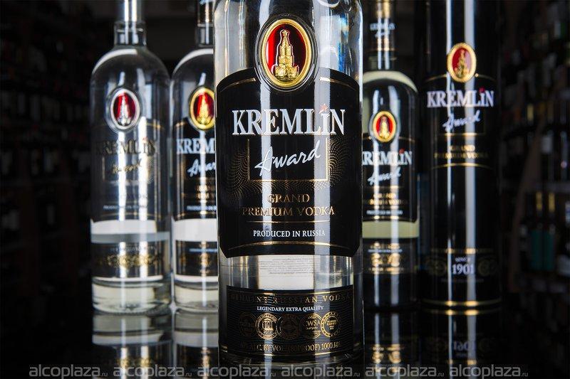 Водка Kremlin Award