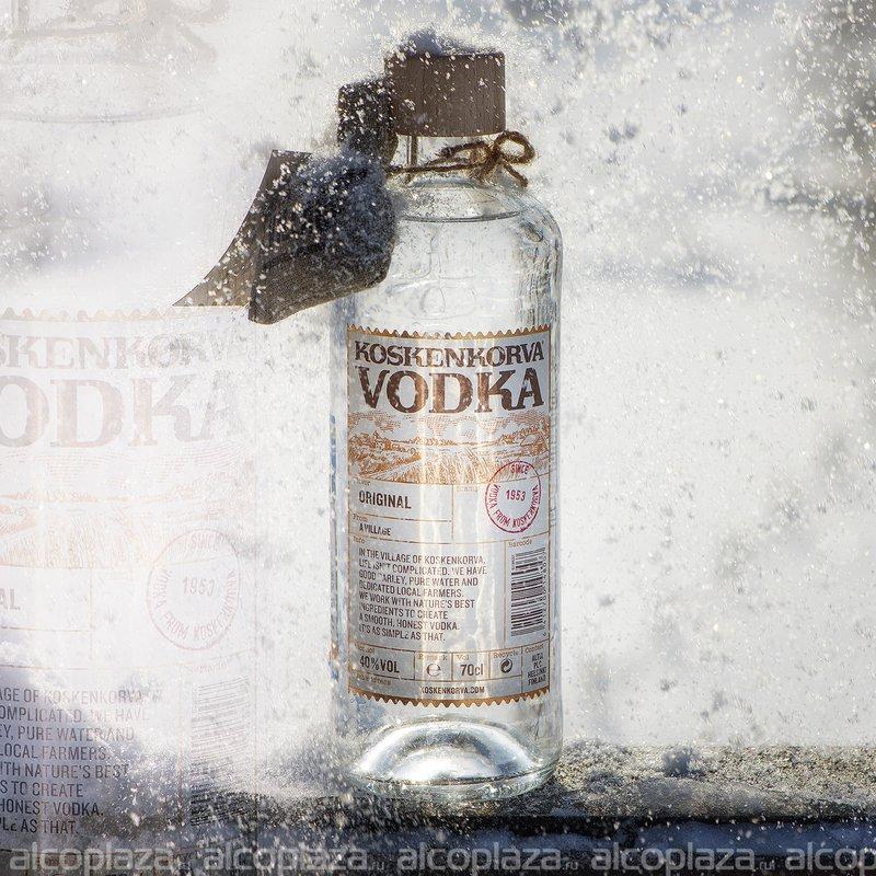 Koskenkorva водка Коскенкорва 0.5 л.