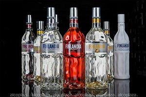 Finlandia 101 500 ml Водка Финляндия 101 0.5 л