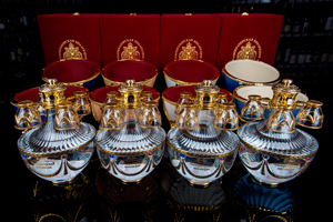 Русская водка Imperial Collection Faberge