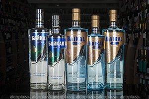 Водка Baikal