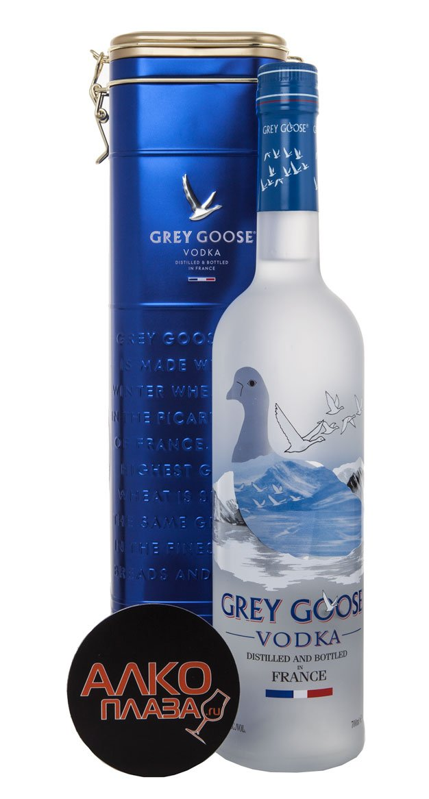 Vodka Grey Goose Водка Грей Гус