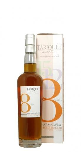 Chateau du Tariquet Folle Bianche 8 years арманьяк Шато дю Тарике Фоль Бланш 8 лет