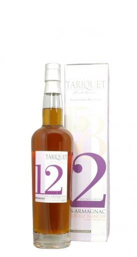 Chateau du Tariquet Folle Bianche 12 years арманьяк Шато дю Тарике Фоль Бланш 12 лет