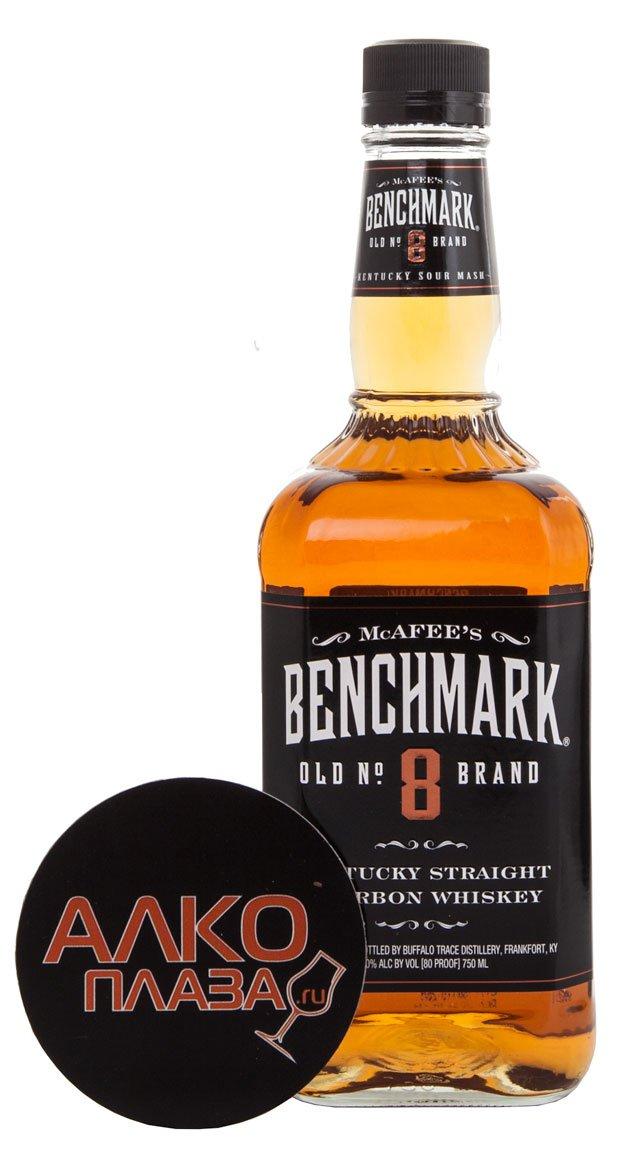 Benchmark №8 0.75l виски Бенчмарк №8 0.75 л.