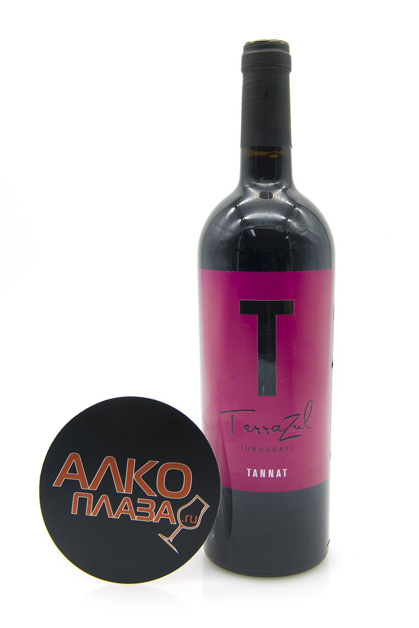 Terrazul Tannat 0.75l уругвайское вино Терразул Таннат 0.75 л.