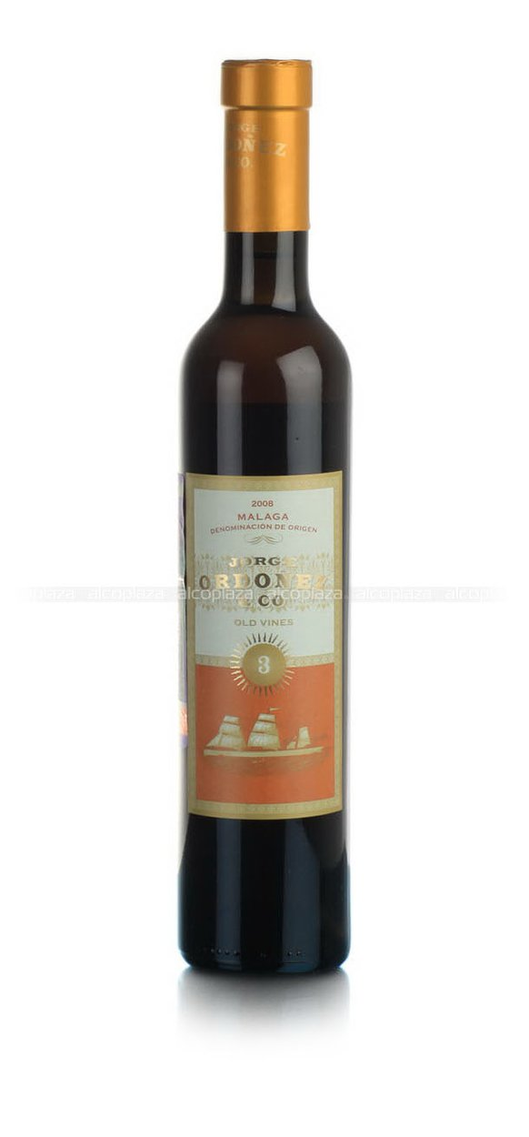 Jorge Ordonez & Co №3 Vinas Viejas малага Хорхе Ордоньез №3 Олд Вайнс