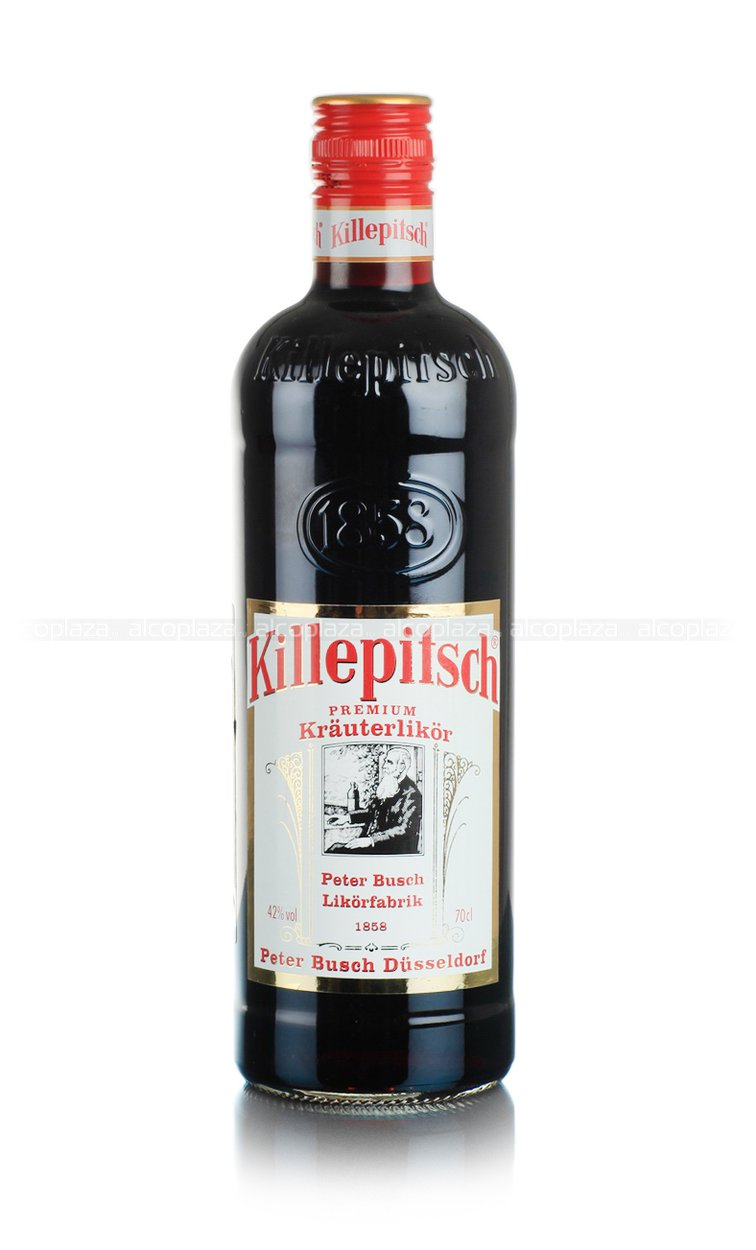 Killepitsch 700 ml ликер Килепич 0.7 л.