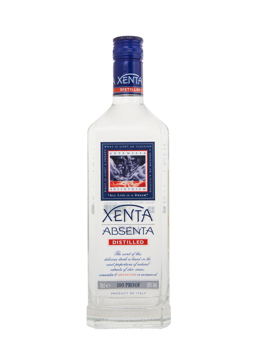 Xenta Distilled абсент Ксента Дистилд