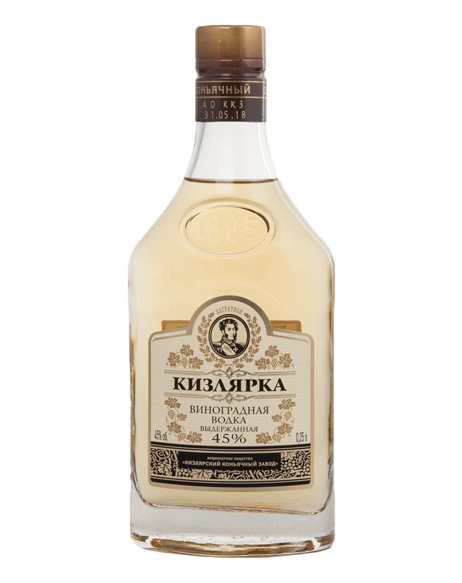 Виноградная Кизлярка Выдержанная 0.25 л.