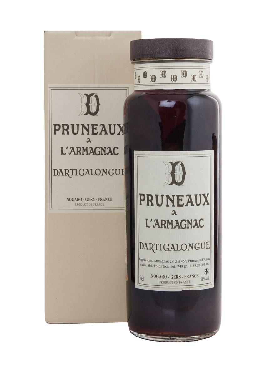 Armagnac Pruneaux a L Dartigalongue Спиртной напиток Арманьяк Прюно а Л` Дартигалон