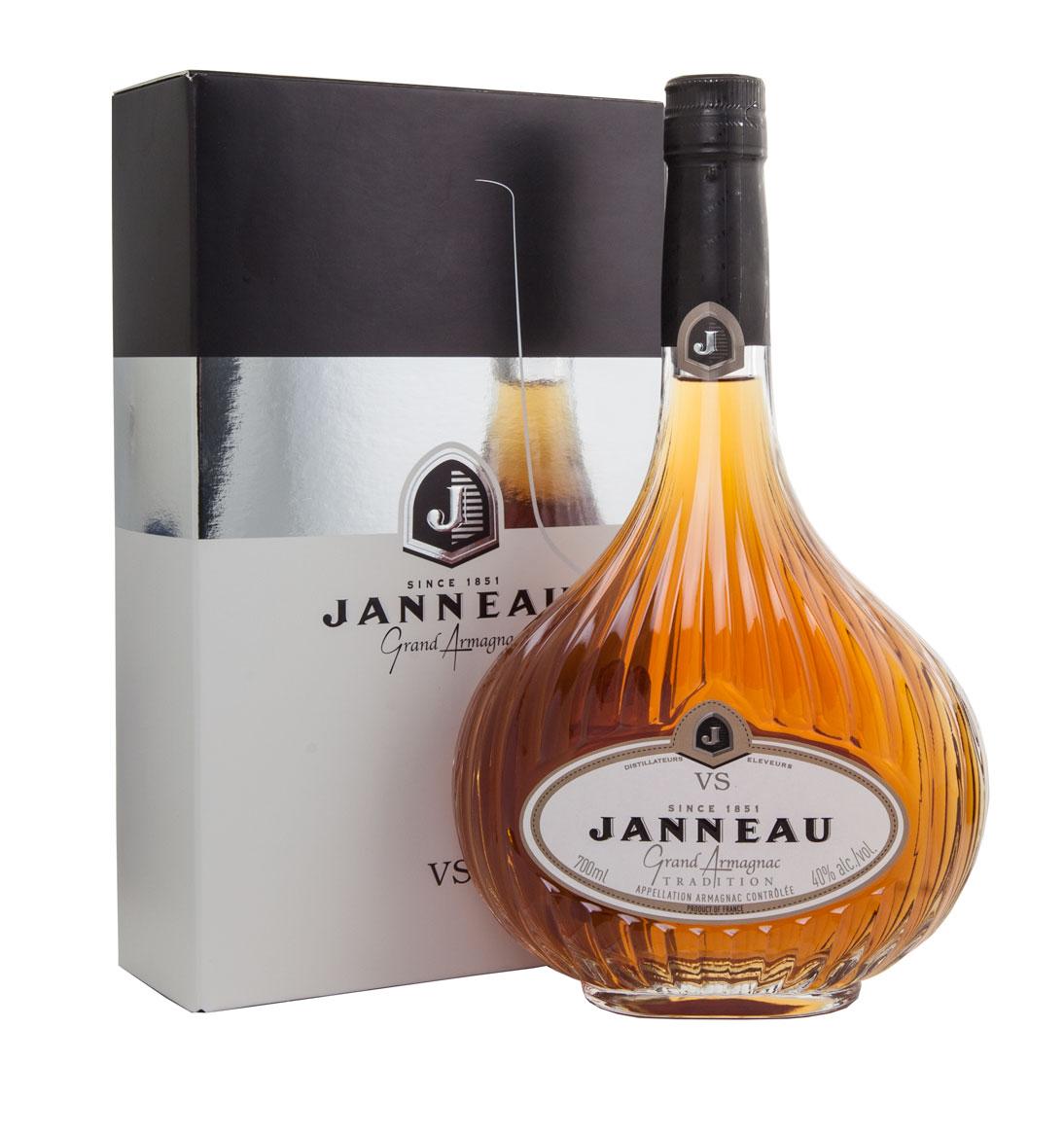 Armagnac Janneau VS Арманьяк Жанно ВС