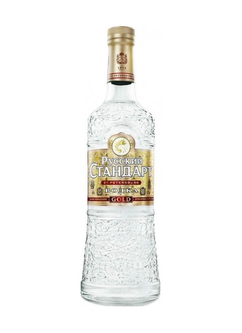 Russian Standard Gold водка Русский Стандарт Голд 0.5 л