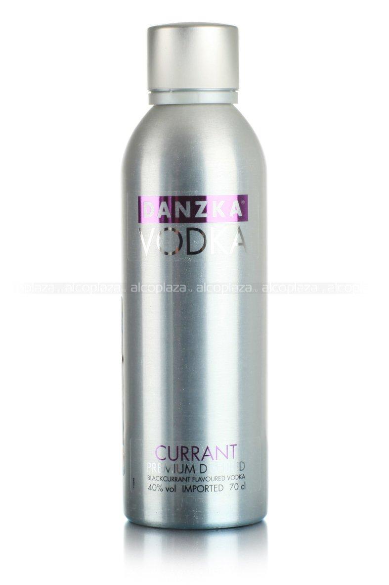 Danzka Currant 700 ml водка Данска Курант 0.7 л.