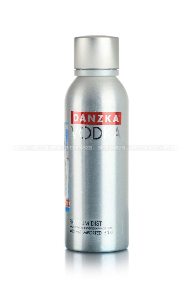 Danzka 500 ml водка Данска 0.5 л.