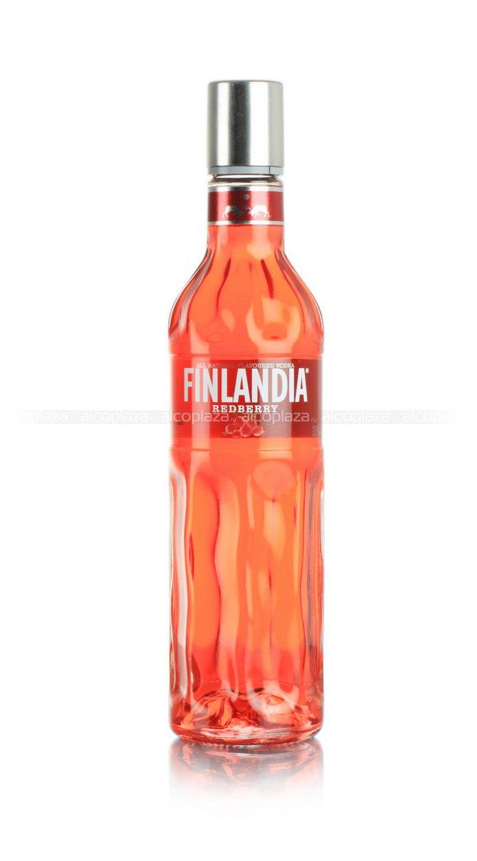 Рецепт водки финляндия клюква