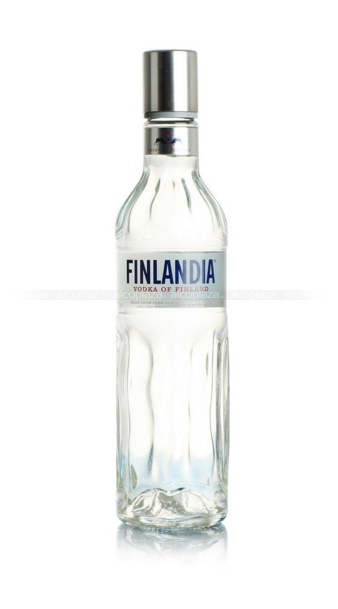 Finlandia 500 ml водка Финляндия 0.5 л.