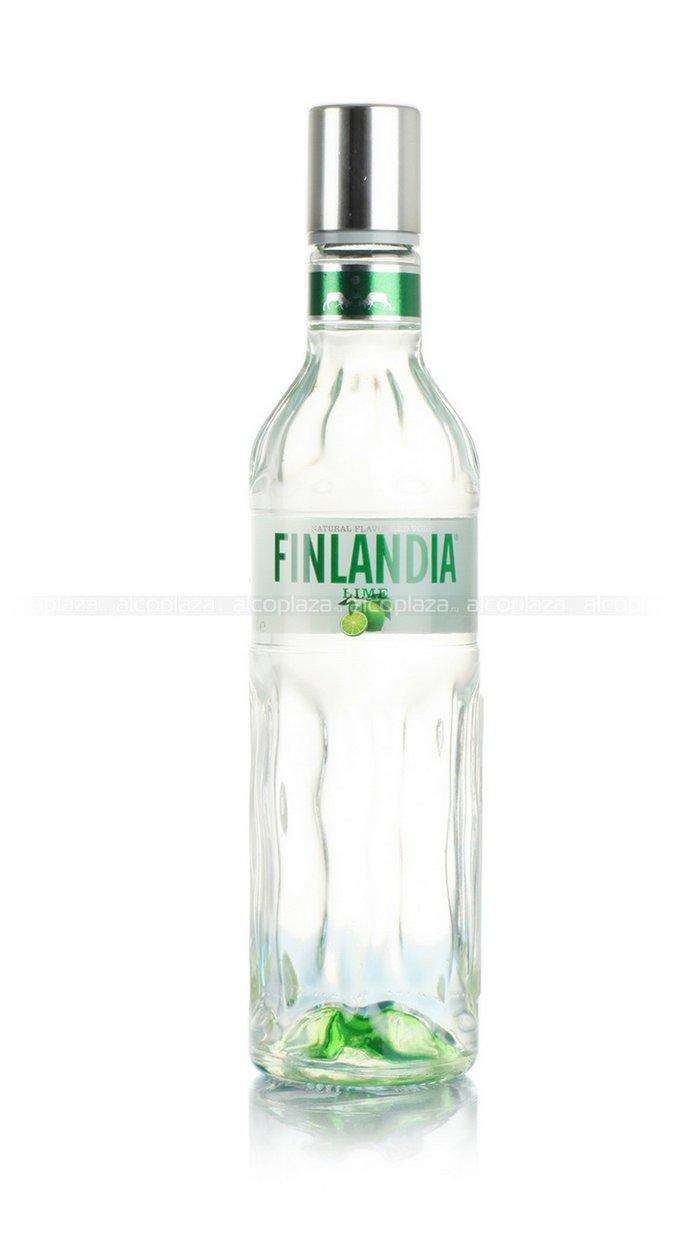 Finlandia Lime водка Финляндия Лайм 0.5 л.