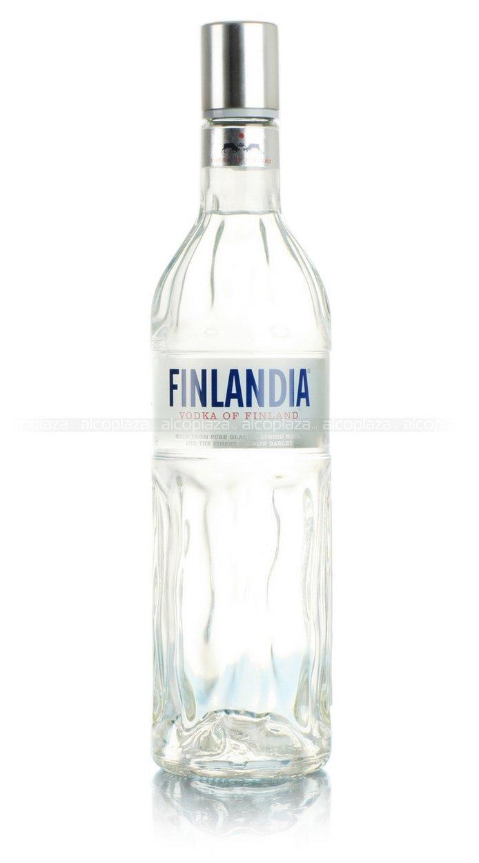 Finlandia 700 ml водка Финляндия 0.7 л.