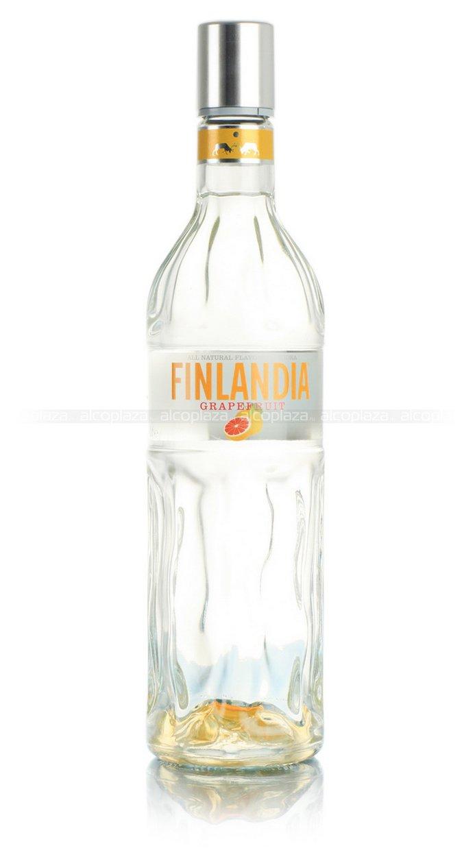 Finlandia Grapefruit водка Финляндия Грейпфрут 0.7 л.