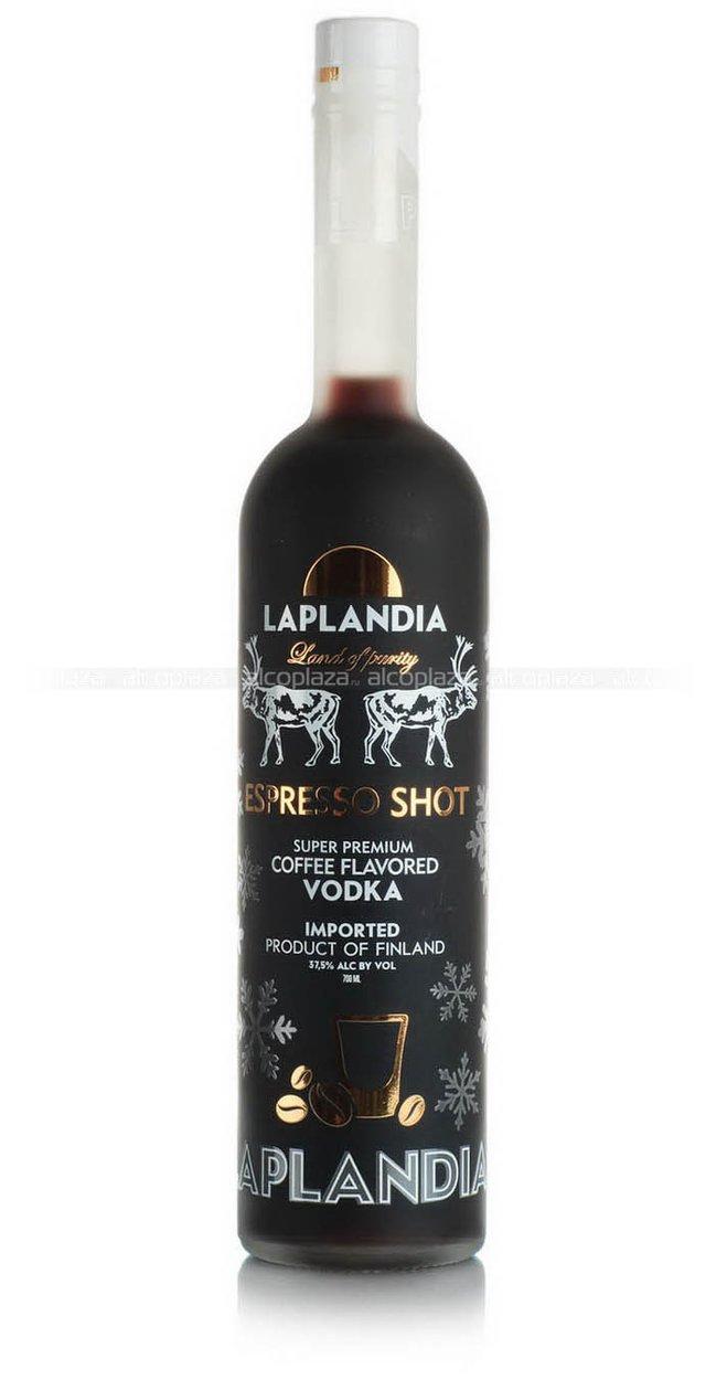Laplandia Espresso Shot водка Лапландия Кофейный