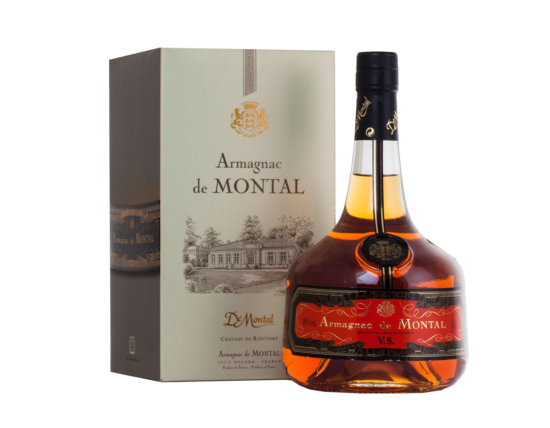 Armagnac Bas Armagnac de Montal VS Арманьяк Баз Арманьяк де Монталь ВС