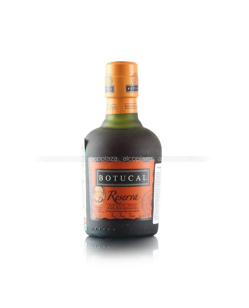 Botucal Reserva 350 ml ром Ботукал Резерва 0.35 л.