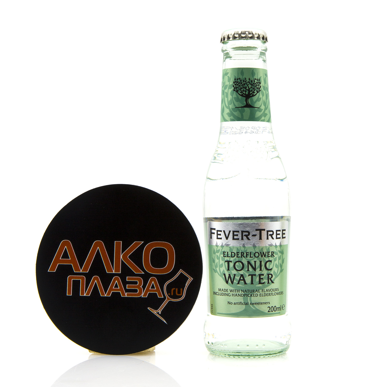 Fever Tree Elderflower Tonic Water - Февер Три Элдерфлауэр Тоник 0.2 л