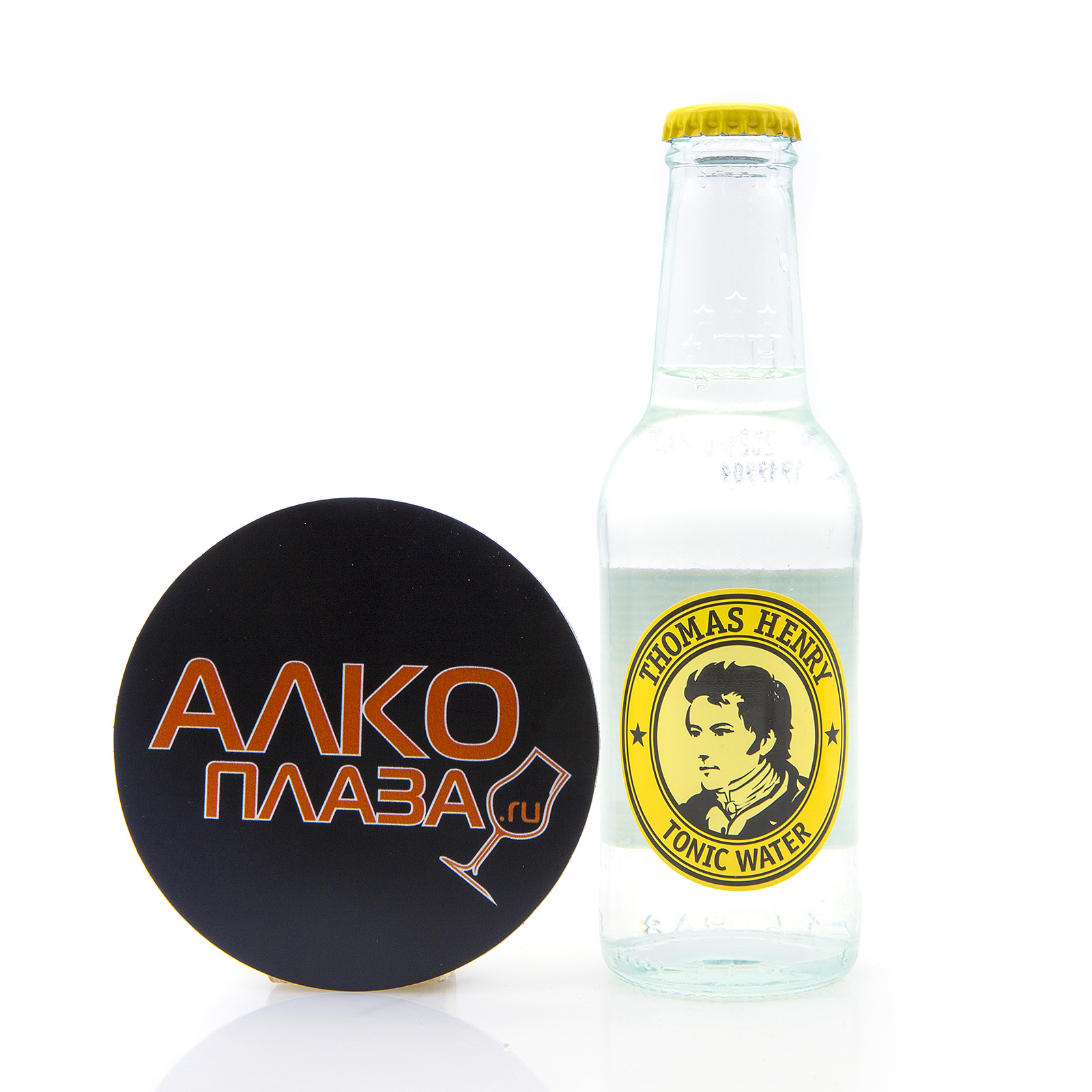 Tonic Thomas Henry Tonic Water 0.2l Тоник Томас Генри 0.2л