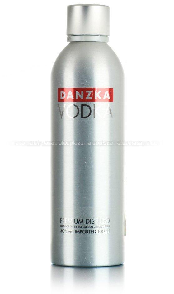 Danzka 1L водка Данска 1 л.