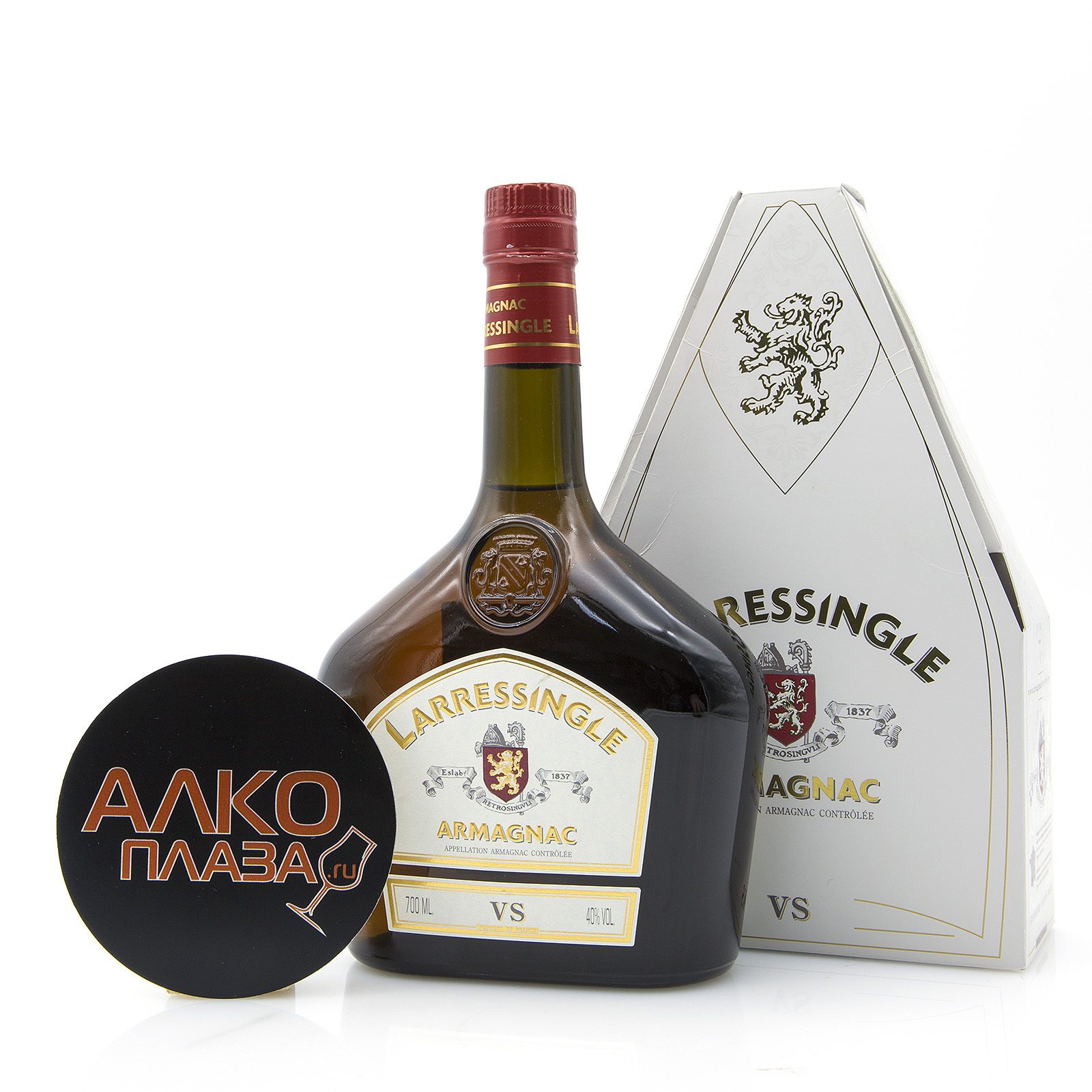 Armagnac Larressingle VS  0,7l арманьяк Ларесенгль ВС 0,7л