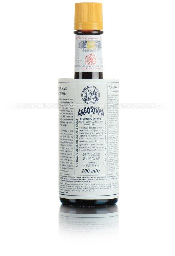 Биттер Angostura Aromatic 0.2 Bitter Ангостура Ароматический 0.2 л.