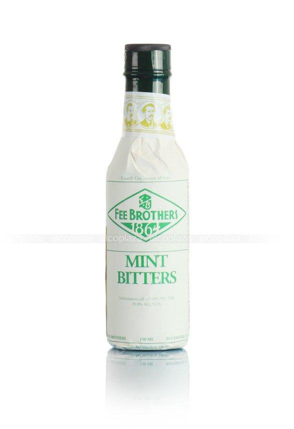 Биттер Fee Brothers Mint Bitter Фи Бразерс Мята