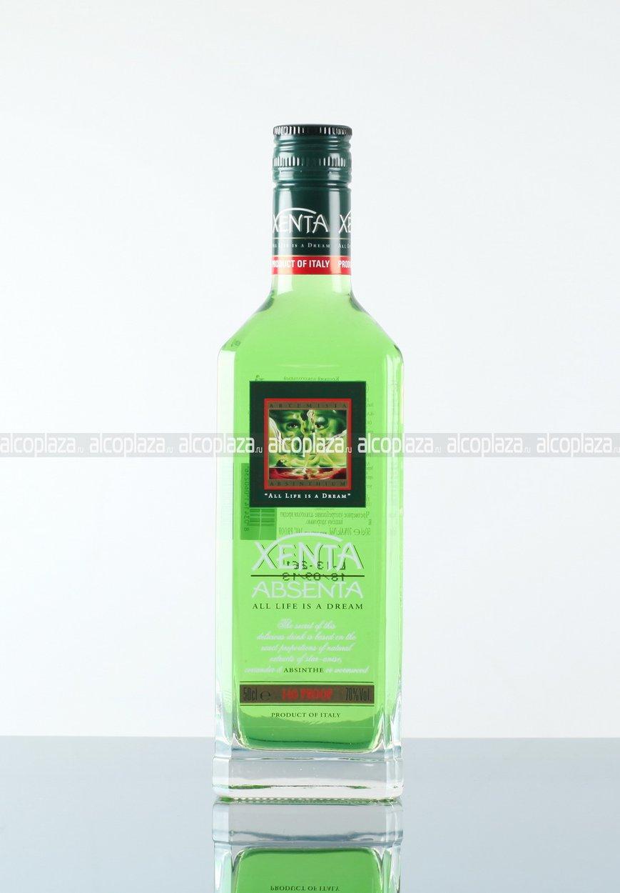 Xenta 500 ml абсент Ксента 0.5 л.