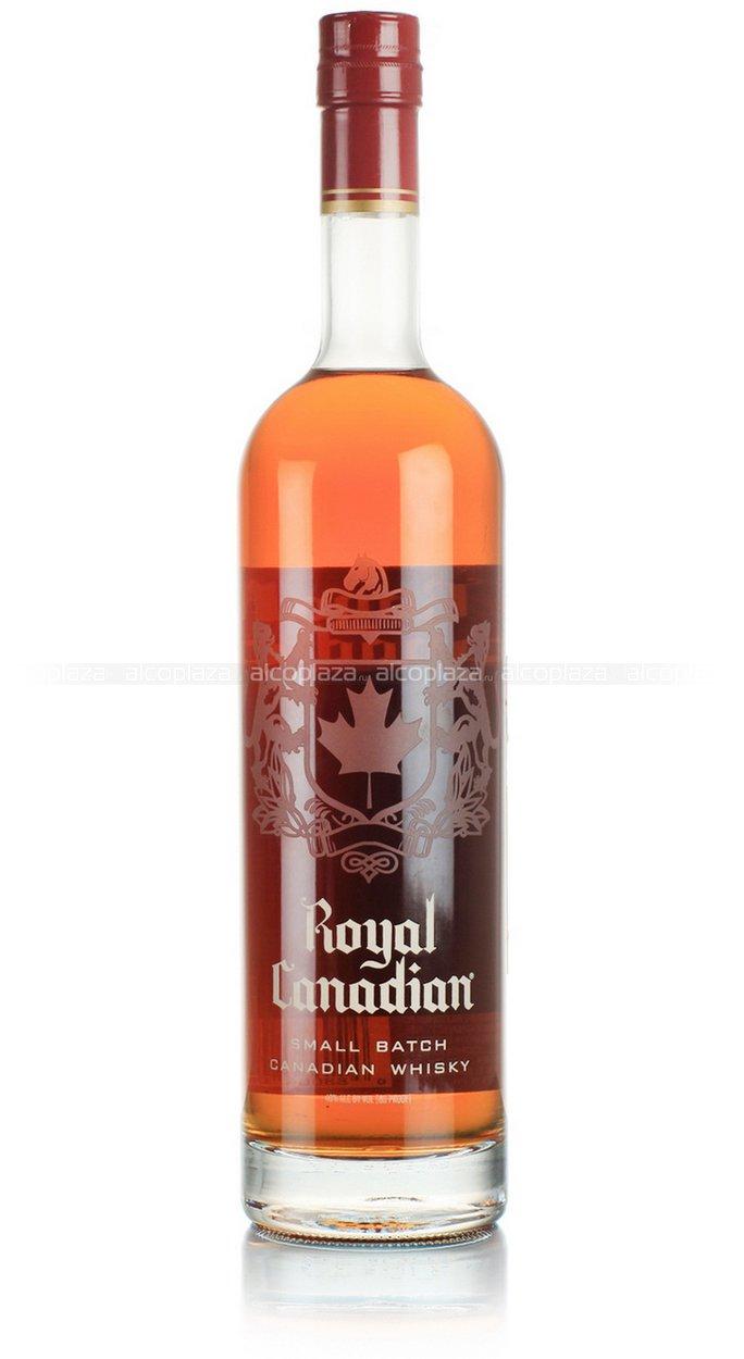 Royal Canadian Small Batch виски Ройал Канадиан Смол Бач