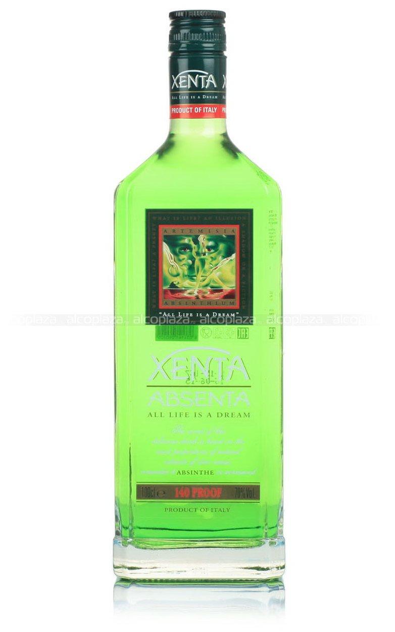 Xenta 1 liter абсент Ксента 1 л.