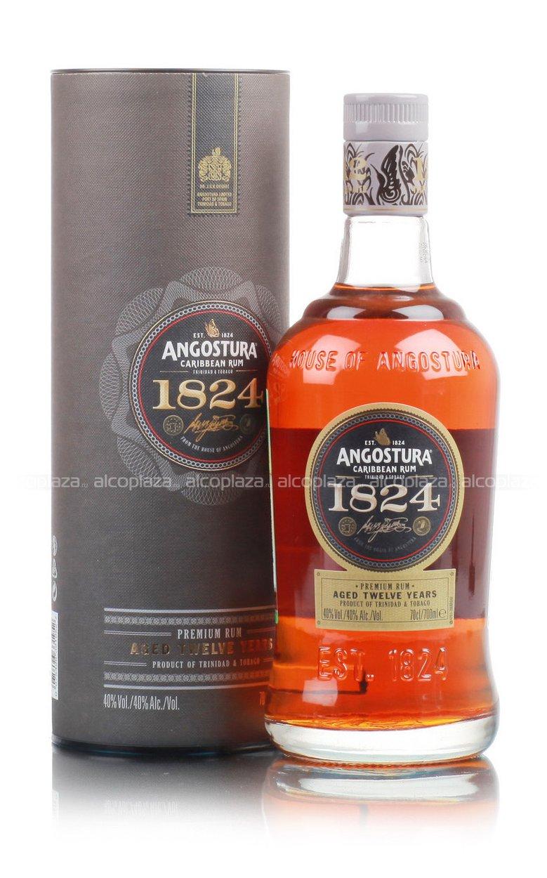 Angostura 1824 12 years ром Ангостура 1824 12 лет