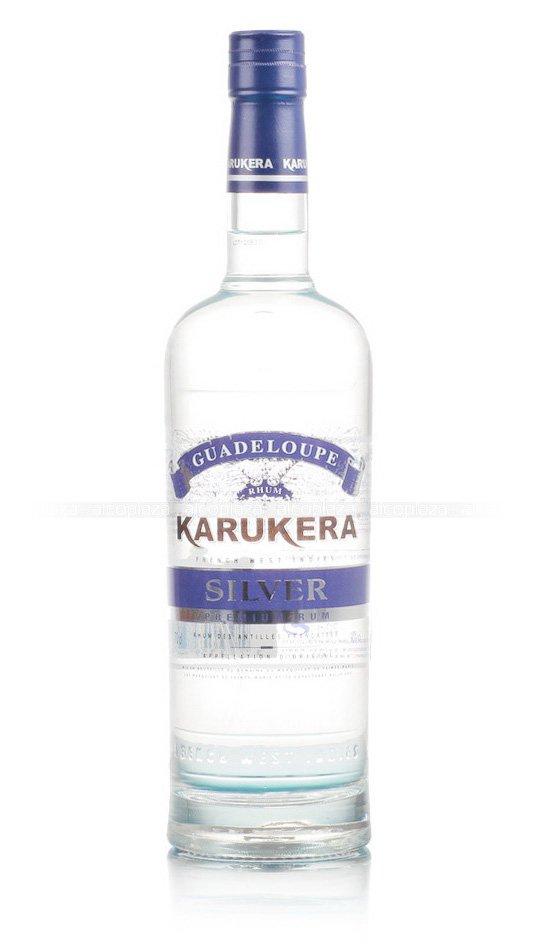 Karukera Silver Premium ром Карукера Сильвер Премиум