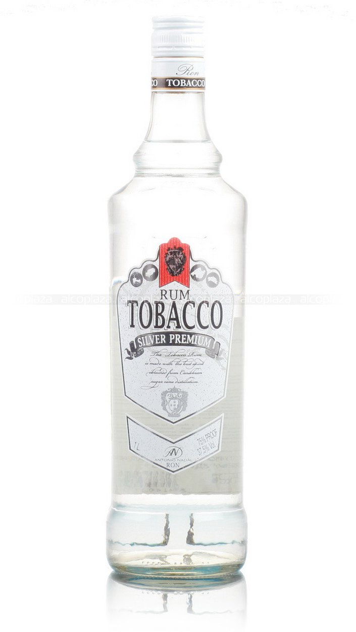 Tobacco Silver Premium 1L ром Табакко Сильвер Премиум 1 л.