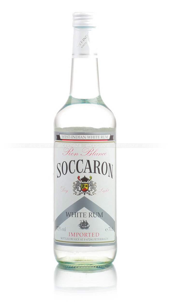 Soccaron White ром Соккарон Белый
