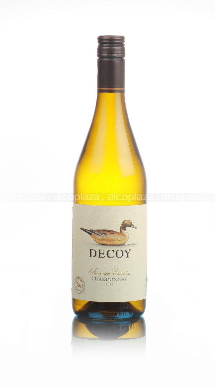 Duckhorn Decoy Chardonnay Американское вино Дакхорн Декой Шардоне