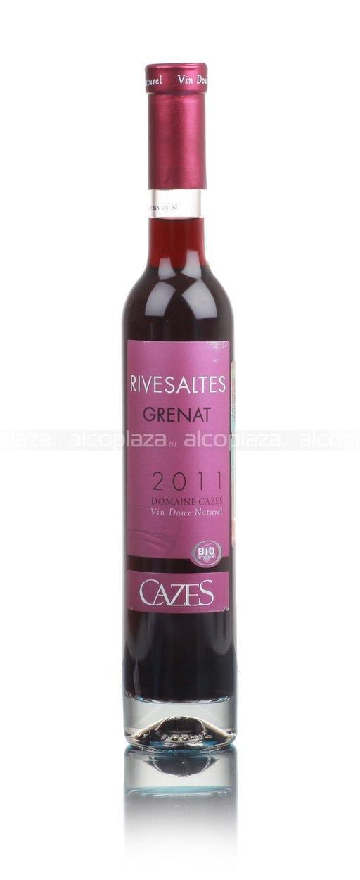 Rượu vang Domaine Cazes Rivesaltes Grenat Bio