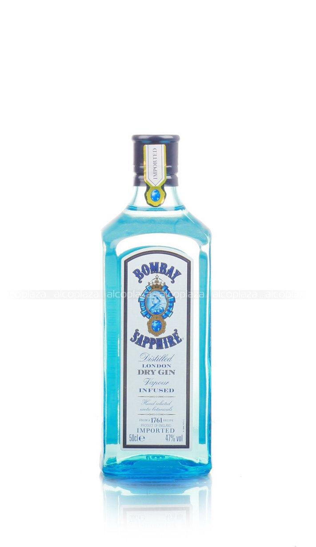 Bombay Sapphire 0.5 джин Бомбей Сапфир 0.5 л