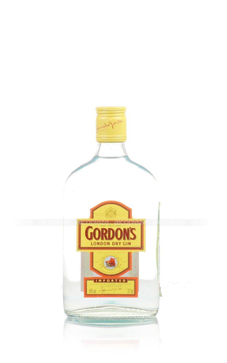 Gordons джин Гордонс 0.375 л. цена
