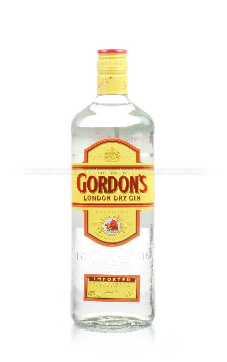 Gordons джин Гордонс 0.75 л
