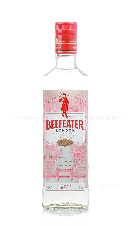 Beefeater Dry джин Бифитер Драй 0.7 л