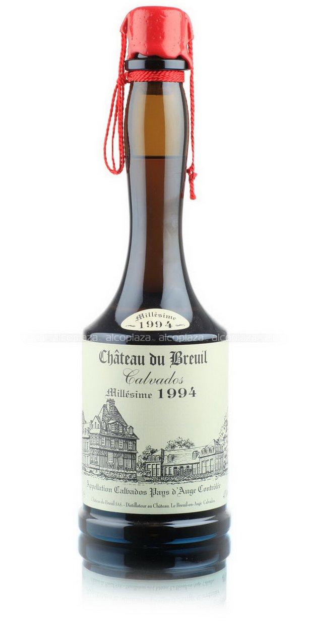 Chateau du Breuil Millesime 1994 кальвадос Шато дю Бреиль Миллезим 1994