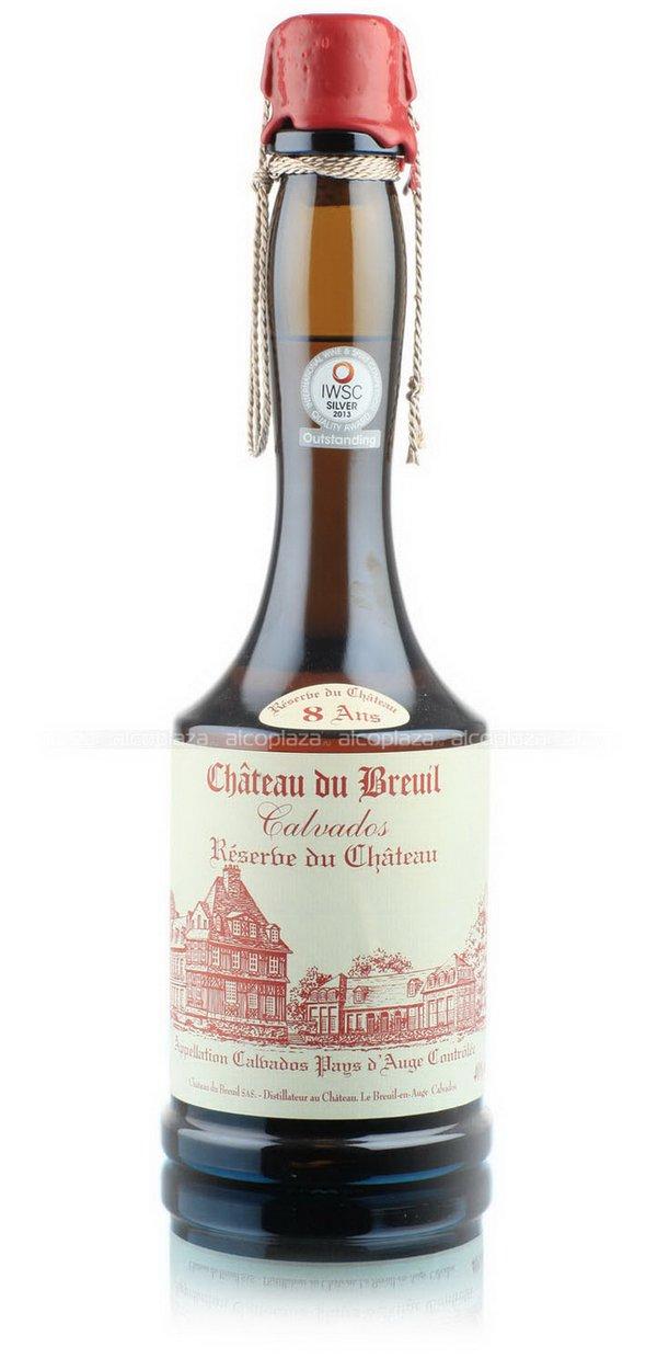 Chateau du Breuil Reserve 8 ans кальвадос Шато Дю Бреиль Резерв Дю Шато 8 лет