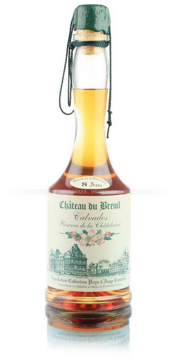 Chateau du Breuil Reserve 8 ans кальвадос Шато Дю Бреиль Резерв Де Ля Шатлен 8 лет