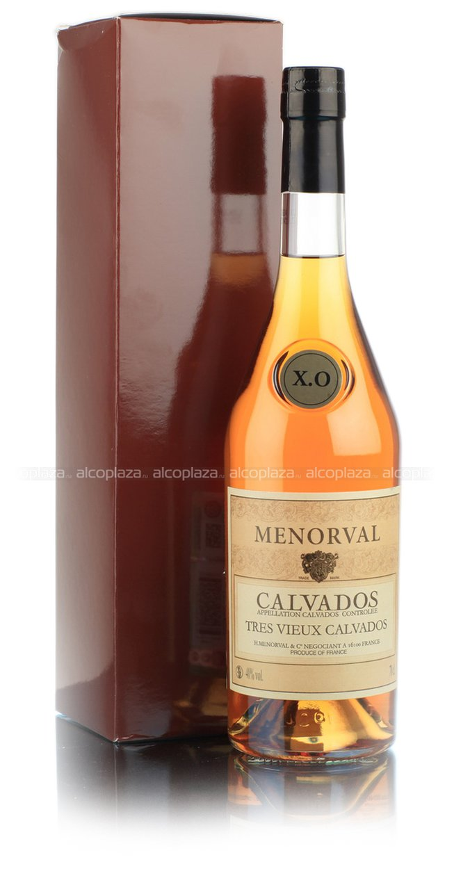 Menorval XO кальвадос Менорвал ХО